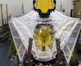 JWST – testy osłony słonecznej
