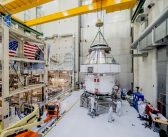 MPCV Orion do Artemis-1 – koniec integracji