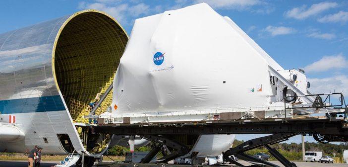 "Pierwsza ""podróż"" MPCV Orion / Credits - NASA"