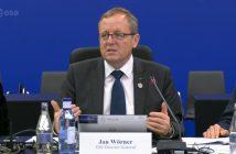 Dyrektor Generalny ESA przedstawia wyniki Rady Ministerialnej 2019 / Credits - ESA