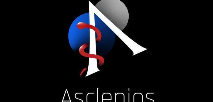 Logo misji Asclepios / Credits - Asclepios