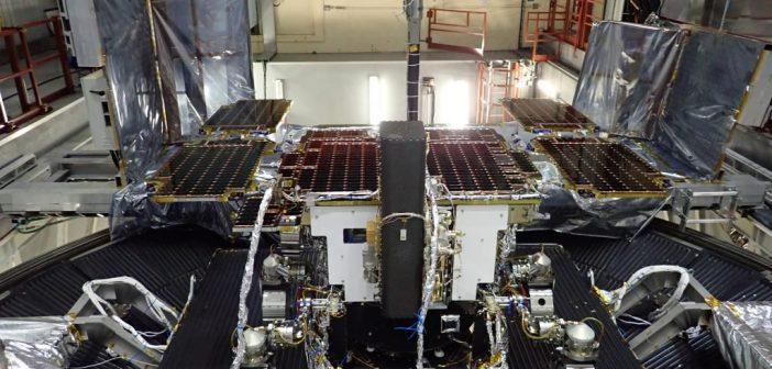 ExoMars – testy termiczno-próżniowe