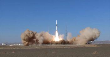 12 startów rakiet w listopadzie 2019