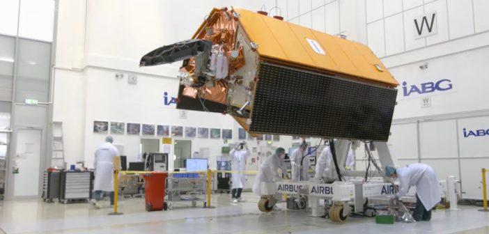 Końcowe testy Sentinel-6A