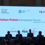 Włosko-polskie froum branż kosmicznej i lotniczej - 04.12.2019 / Credits - Kosmonauta.net