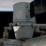 Dragon 2 tuż przed dołączeniem do ISS / Credits - NASA TV