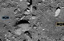 "Stanowiska ""Nightingale""i ""Osprey"" dla sondy OSIRIS-REx / Credits - NASA"