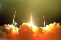 Ostatni start rakiety Rokot - grudzień 2019/ Credits - Roskosmos