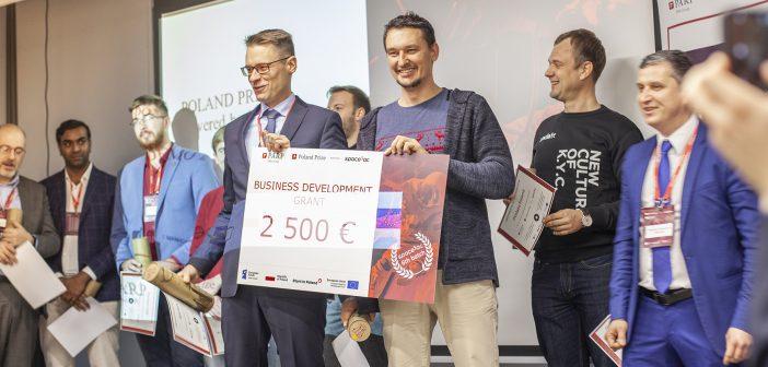 Demo Day akceleratora Poland Prize powered by Space3ac