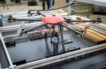 Dron autonomiczny / credits: PKN Orlen