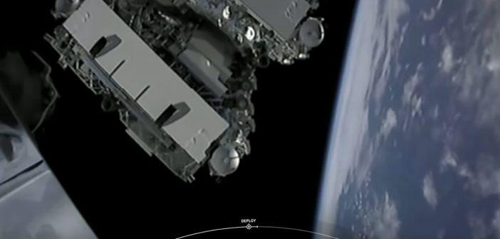 Obserwacje satelitów Starlink (styczeń 2020)