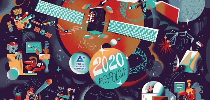 Kosmiczny konkurs 2020 Polskiej Agencji Kosmicznej