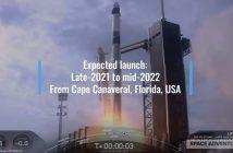 Grafika z ogłoszenia lotu przez firmę Space Adventures / Credits - Space Adventures, SpaceX