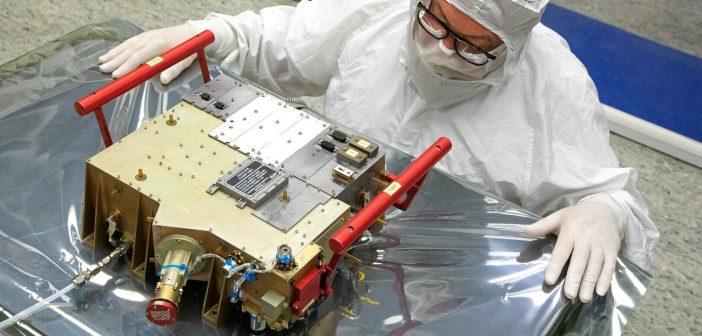 Instrument UVS do misji JUICE / Credits - SwRI