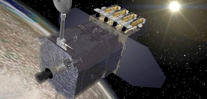 Solar Dynamics Observatory / Credits - NASA