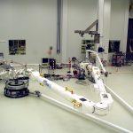 Zdjęcie ramienia ERA (luty 2020) / Credits - ESA