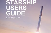 Pierwsza wersja Starship Users Guide / Credits - SpaceX