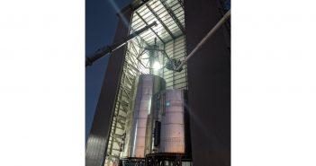 Model SN rakiety Starship / Credits - Elon Musk