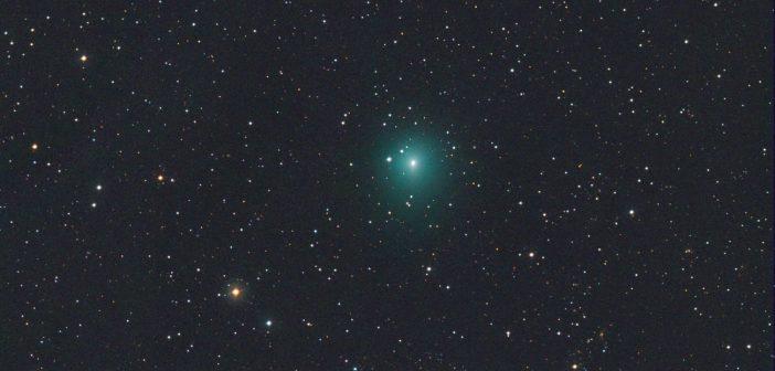 Poniżej zdjęcie komety z 3 marca 2020 / Credits - Michael Jager