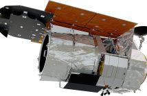 Wygląd teleskopu WFIRST - wizualizacja z 2018 roku (początek fazy B projektu) / Credits - NASA
