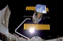 Uwolnienie teleskopu Hubble - misja STS-31 / Credits - NASA