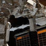 Astronautka Anne McClain podczas spaceru EVA-52 (22 marca 2019) / Credits - NASA