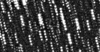 Zdjęcie odkrywcze komety C/2020 H3 (Wierzchoś) / Credits - Kacper Wierzchoś / LPL Catalina Sky Surve