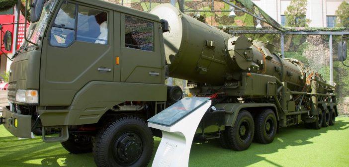 Pierwszy chiński system ASAT operacyjny