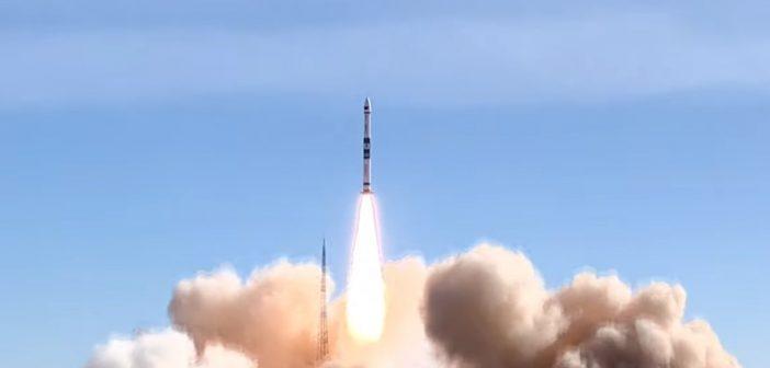 Start KZ-1A - 12.05.2020 / Credits CCTV