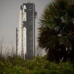 Spojrzenie na wyrzutnię LC-39A - 25.05.2020 / Credits - NASA