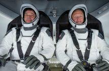Załoga misji SpX-DM2: Robert Behnken oraz Douglas Hurley / Credits - NASA