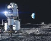 Blue Origin apeluje w sprawie lądownika księżycowego