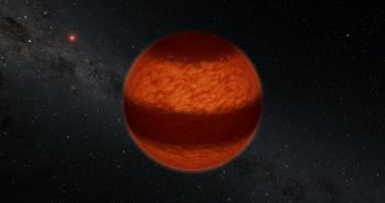 Możliwy wygląd Luhman 16A / Credits - Caltech/R. Hurt (IPAC)