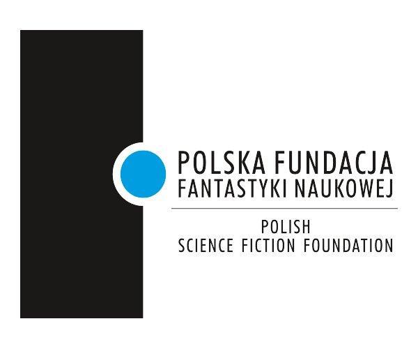 Logo Polskiej Fundacji Fantastyki Naukowej / Credits - PFFN