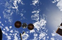 Cygnus NG-13 opuszcza ISS - zdjęcie rosyjskiego kosmonauty Iwana Wagnera / Credits - Roskosmos, Iwan Wagner