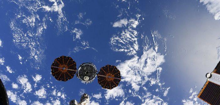 Koniec misji Cygnus NG-13
