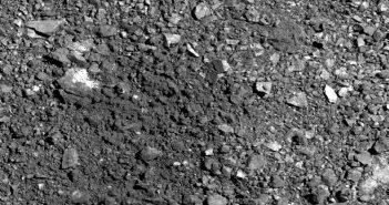 Fragment środkowej części lądowiska Osprey / Credits - NASA/Goddard/University of Arizona