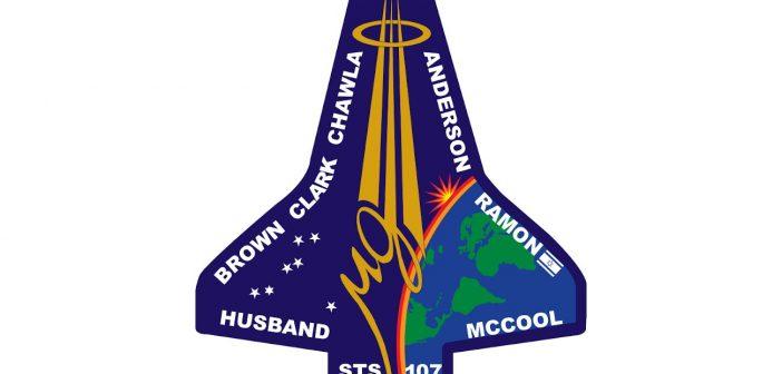 Logo misji STS-107 / Credits - NASA