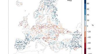 Pogoda w Europie – maj 2020