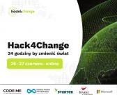 Ruszyły zapisy na Hack4Change