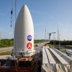 Łazik Mars 2020 na wyrzutni LC-41 / Credits - NASA, KSC