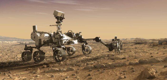 Mars 2020 w drodze na Czerwoną Planetę