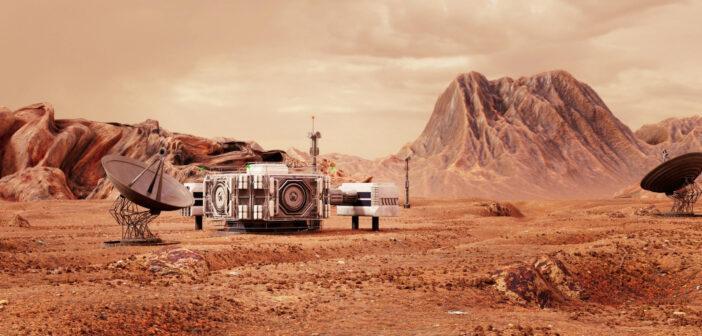 Eksploracja kosmosu: Mars