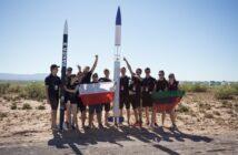 AGH Space Systems, zawody w USA, fot. Maciej Talar KSAF AGH