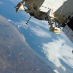 Wybrzeże Angoli z pokładu ISS - zdjęcie z 2011 roku / Credits - NASA