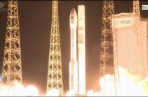 Start rakiety Vega - 3 września 2020 / Credits -Arianespace