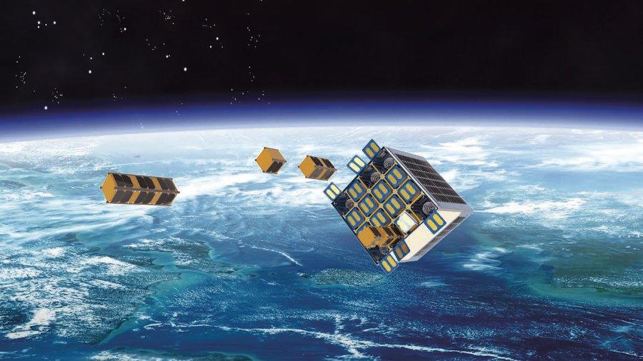 ION CubeSat Carrier firmy D-Orbit / Credits - D-Orbit