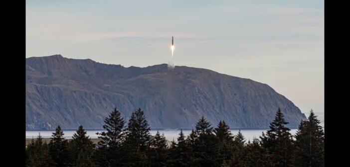 Start rakiety Rocket 3.1 firmy Astra Space - 12.09.2020 (ten start zakończył się niepowodzeniem) / Credits - Astra Space