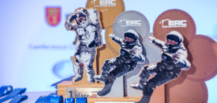 Germany with a golden medal at ERC 2020