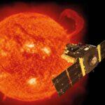 Sonda SOHO / Credits - NASA, ESA